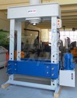 WSP340 - 20111Hydraulic Workshop Press