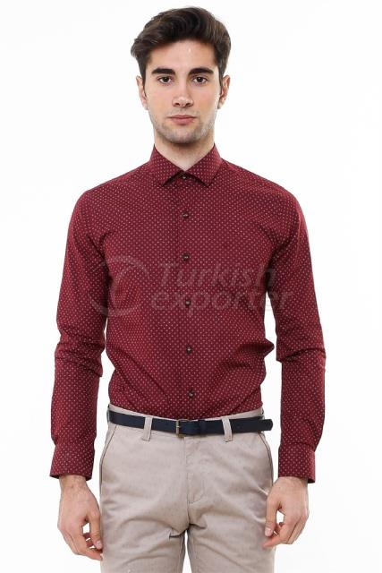 WSS Wessi Printed Cotton Shirt