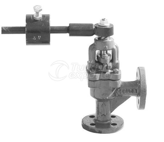 Automatic Valves with Lever 269ZS