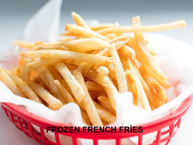 FROZEN FRENCH FRİES
