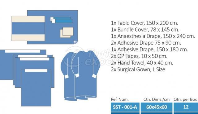Conjunto Cirurgia Universal