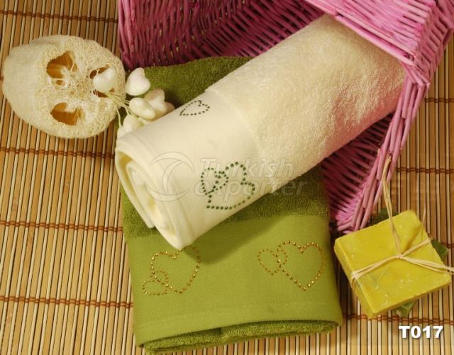 Towels T017