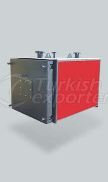 Yakıt Plus Brülörlü Çelik Kazan