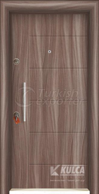D-2034 ( PVC STEEL DOOR )