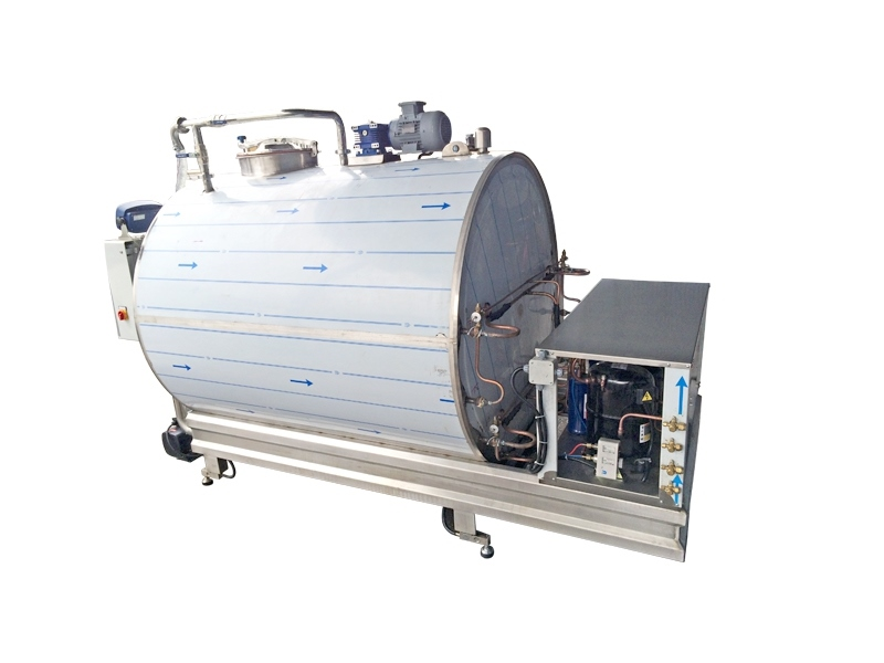Horizontal Cooling Tanks 2000 LT