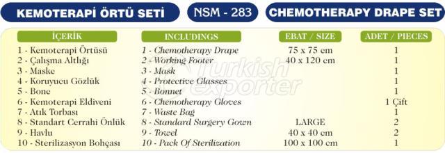 Chemotherapy Drape Set
