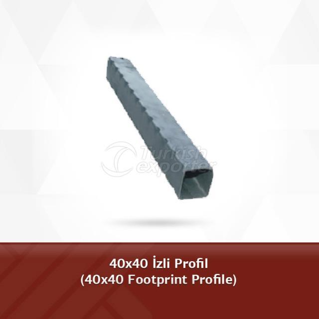 40×40 Tracer Profile