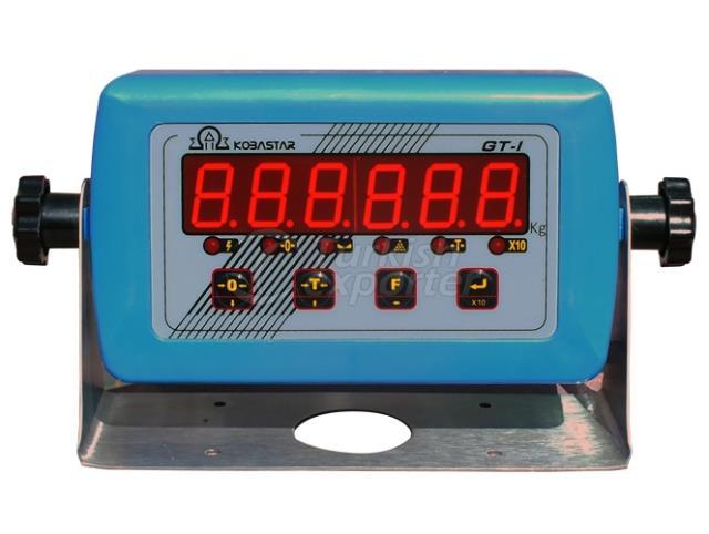 Weighing  Indicator (GTI)