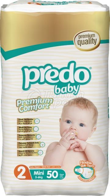 Baby Diapers Predo Advantage Mini