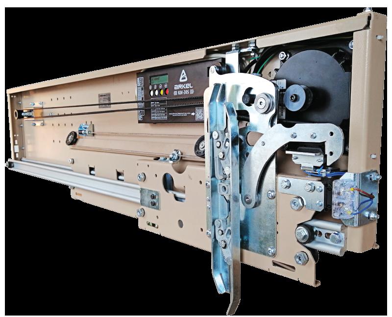 Automatic Doors Operator