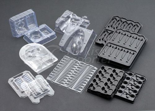 Placa de plástico Separ Plastic