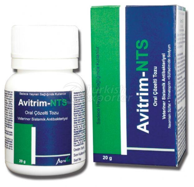 Avitrim -NTS Water Soluble Powder