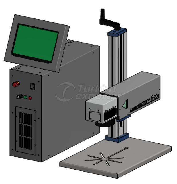 LaserQuick If20 Fiber Laser Marking