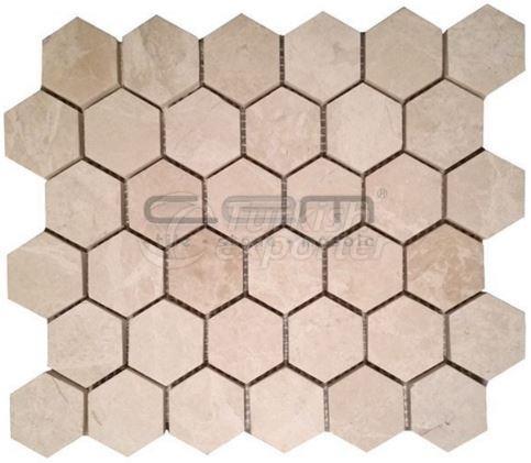 Honeycomb Hexagon CEM-P-MOS-35-19