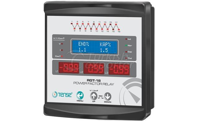 Reactive Power Control Relays RGT-18