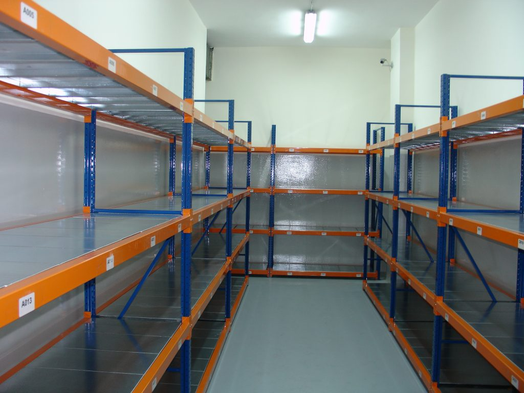 Light Load Racking Systems