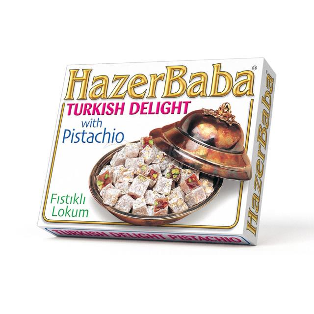 Pistachio Turkish Delight