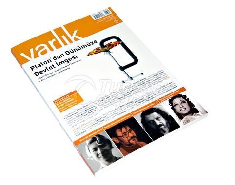 Impresión de la revista