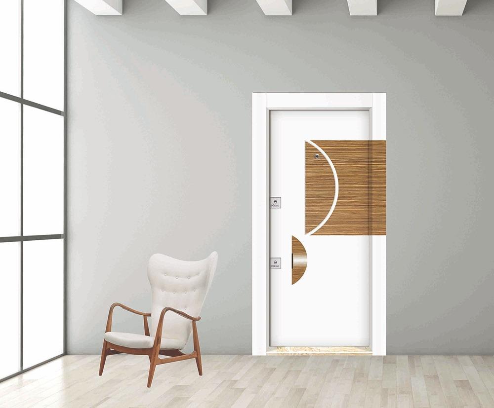 Steel Doors Platinum Circle