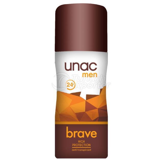 Un7004 - Unacmen Deo Brave 150ml