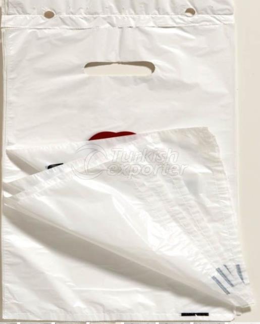 Bolsas con asa perforada