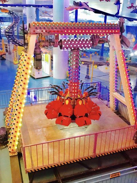 Mini Amusement Park Machines