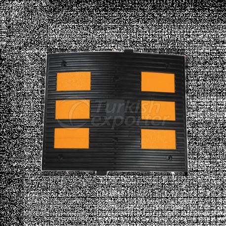 Rubber Speed Ramp Body - CR 9000