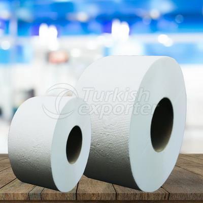 JUMBO ROLL TOILET PAPER 5 KG, 22x10