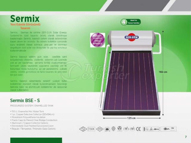 Solar Energy Sermax BSE-S