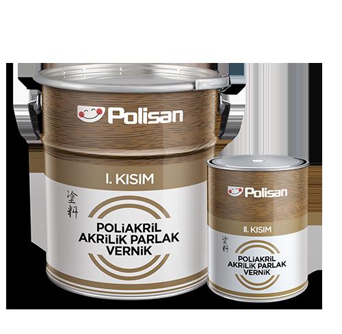 Poliakril Acrylic Bright Varnish