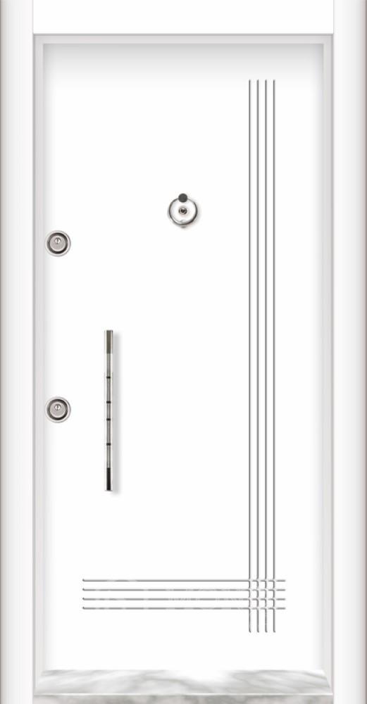 Steel Door Dama