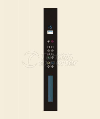 Elevator Button GTN2000-DFP