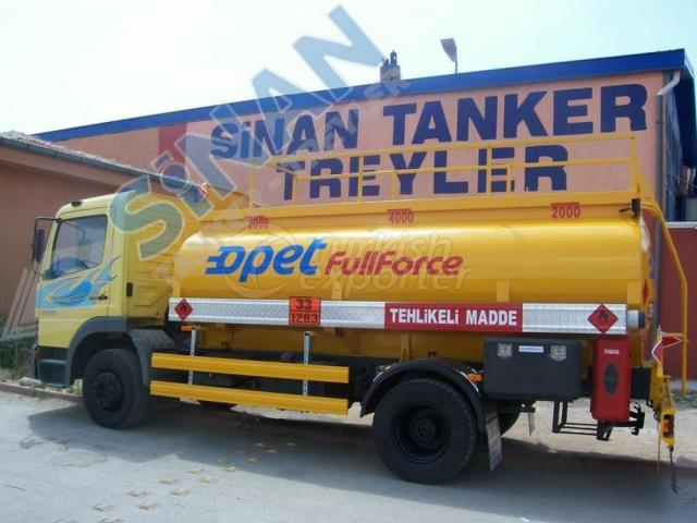 Special Purpose Tanker Truck