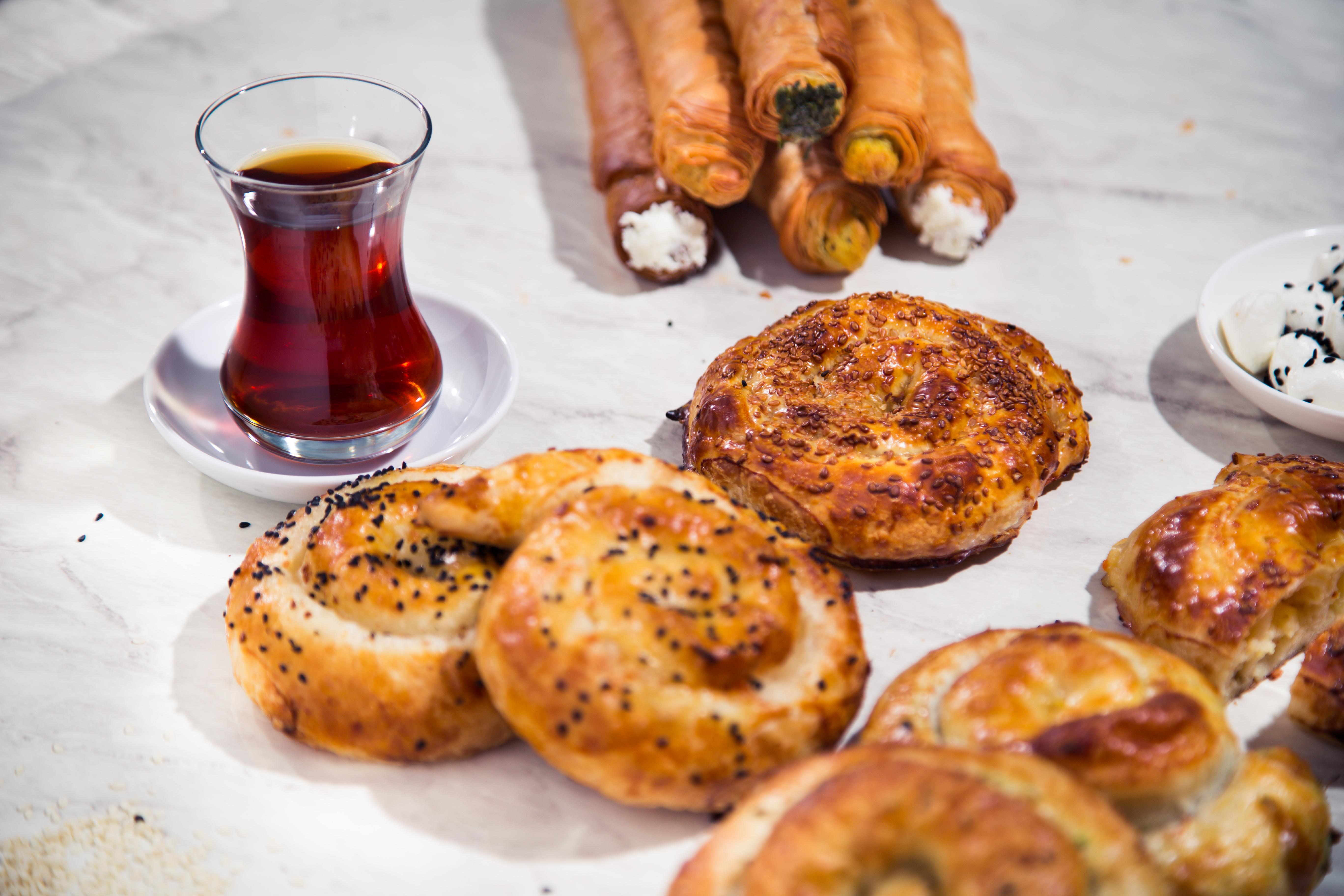 Pastry/Borek