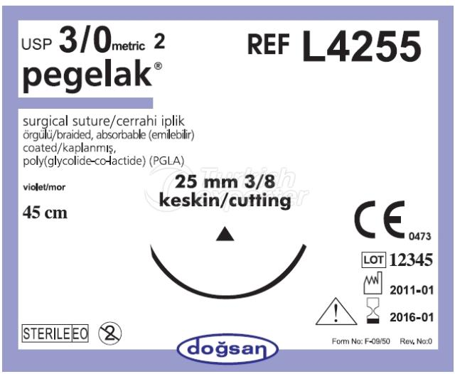 Absorbable Sutures L4255