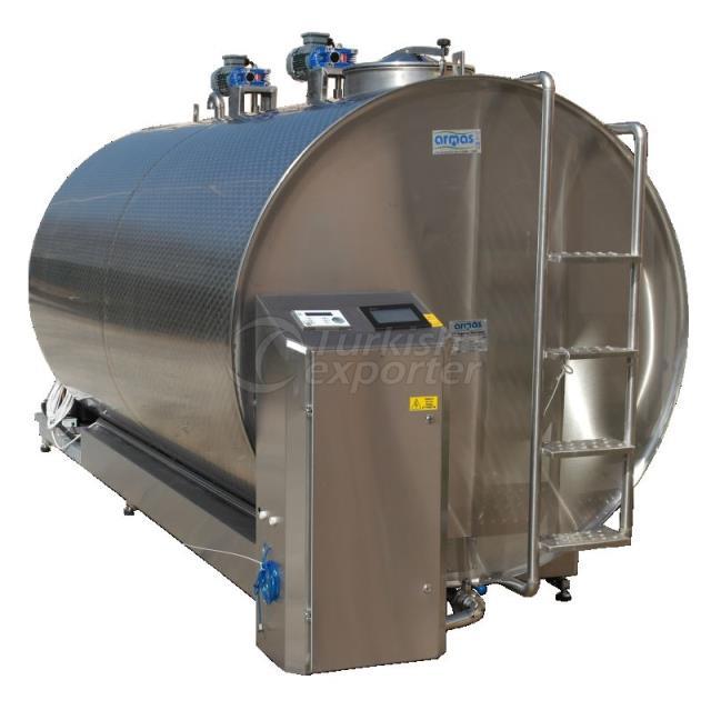 6.000 Liter Milk Cooling Tank