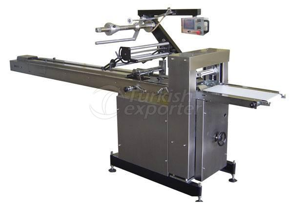 Cartoon Feeding Flowpack Packing Machine