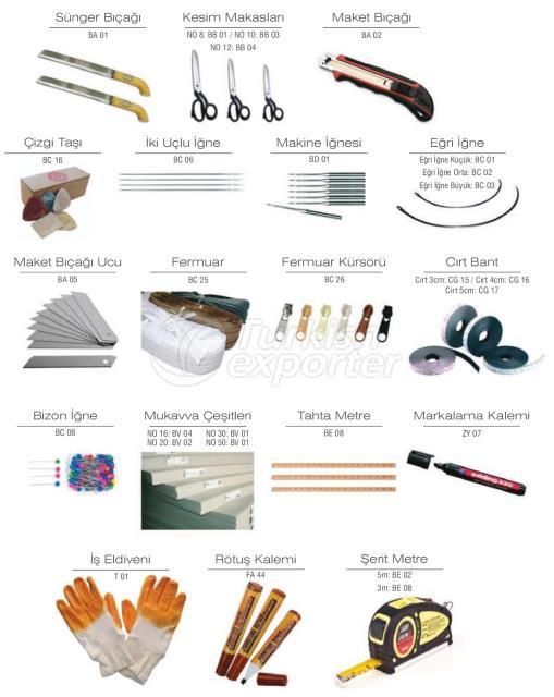 مواد إنتاج الأثاث