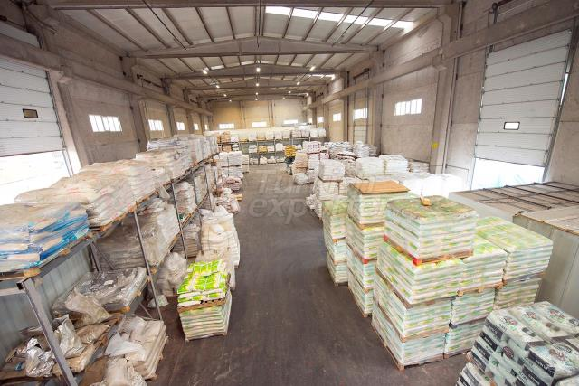 Warehouse (raw material)