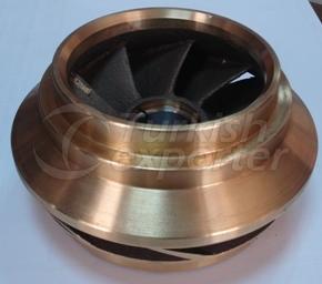 bronze impeller