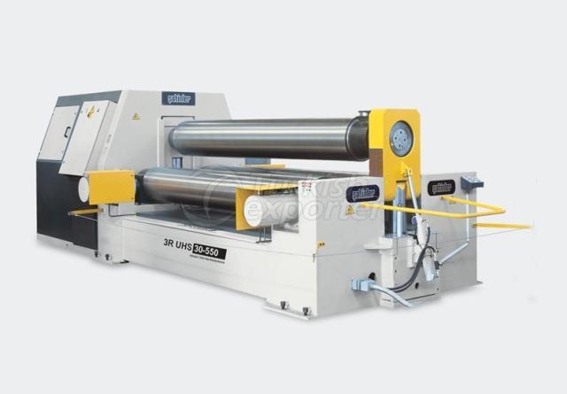 3 Rolls Plate Bending Machine- 3R UHS