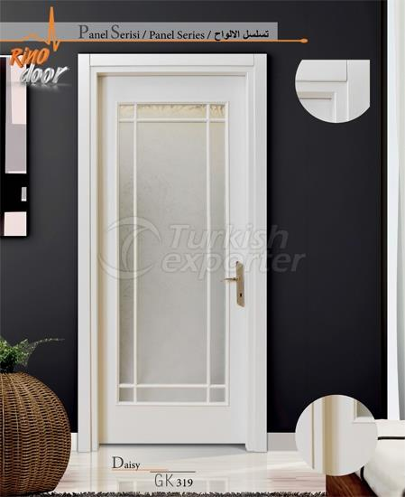 Door Panel - Daisy