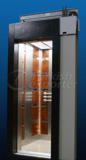 İnsan Asansörleri - Trança