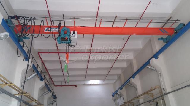 electrical Overhead Cranes