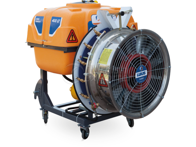 LKS-AB-400 Sprayers Machine