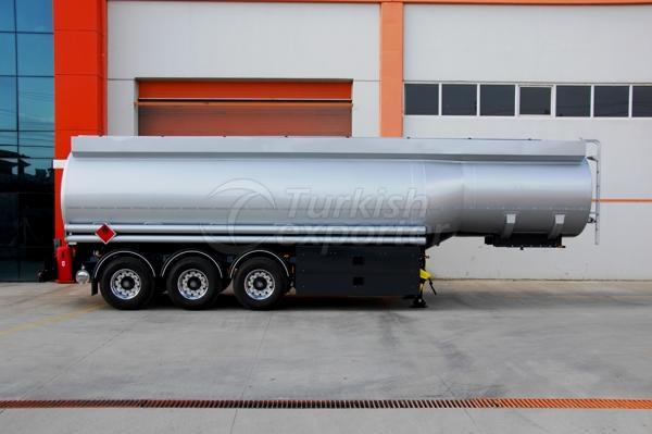 Ogee Tanker Semi Trailer01
