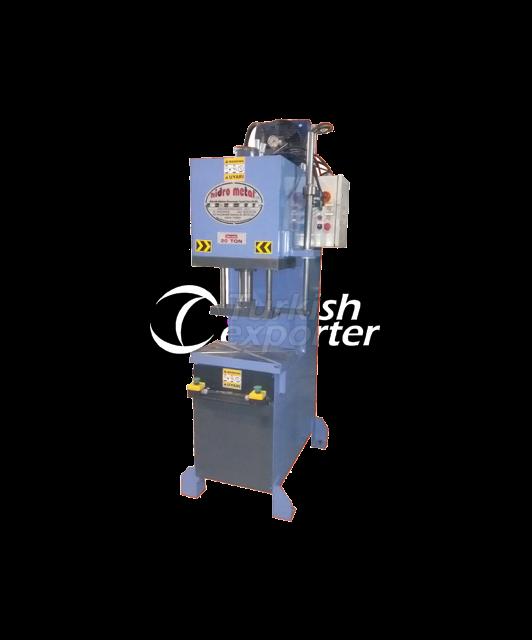 20 Ton Hydraulic Type C Press