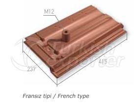 Estia Aluminium Roof Tile2