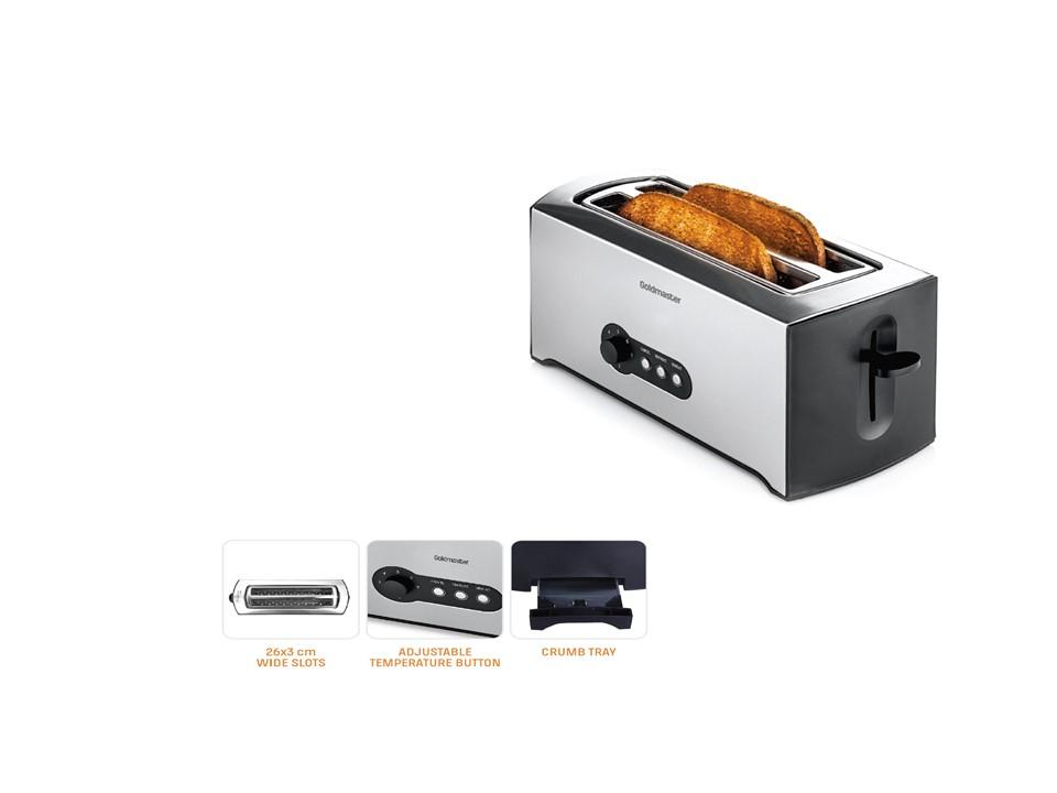 Rosty 2 Slice Toaster