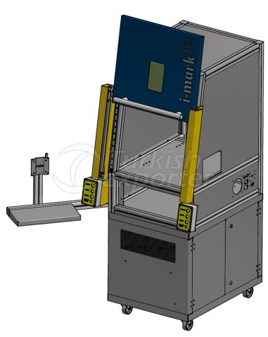 Mark Fiber Laser Marking Machine